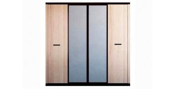 Шкафы 4-6-дверные