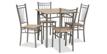 Комплекты: стол + стулья