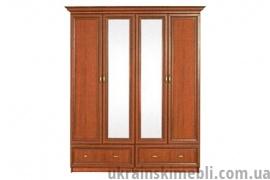 Шкаф 4Д (Спальня Ким НФ)