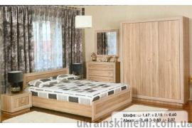 Спальня II Корвет акация
