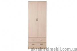 Шкаф для одежды Ш-1620 с шухлядами (Детская Юниор Шимо)