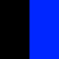 черный/ синий