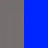 серый/ синий