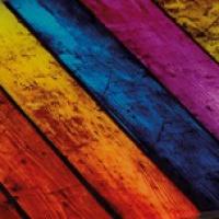 кольоровий