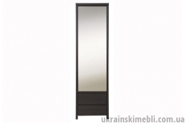 Шкаф с зеркалом SZF 1D2S P (Каспиан)