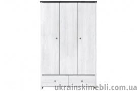 Шкаф для одежды SZF3D2S (Порто)