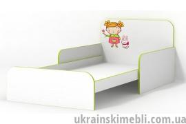 Кровать (Детская Яблочко)