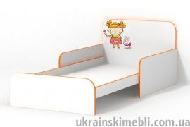 Кровать  (Детская Мандаринка)