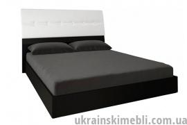 Ліжко 160 підйомне з м'якою спинкою та каркасом (Віола)