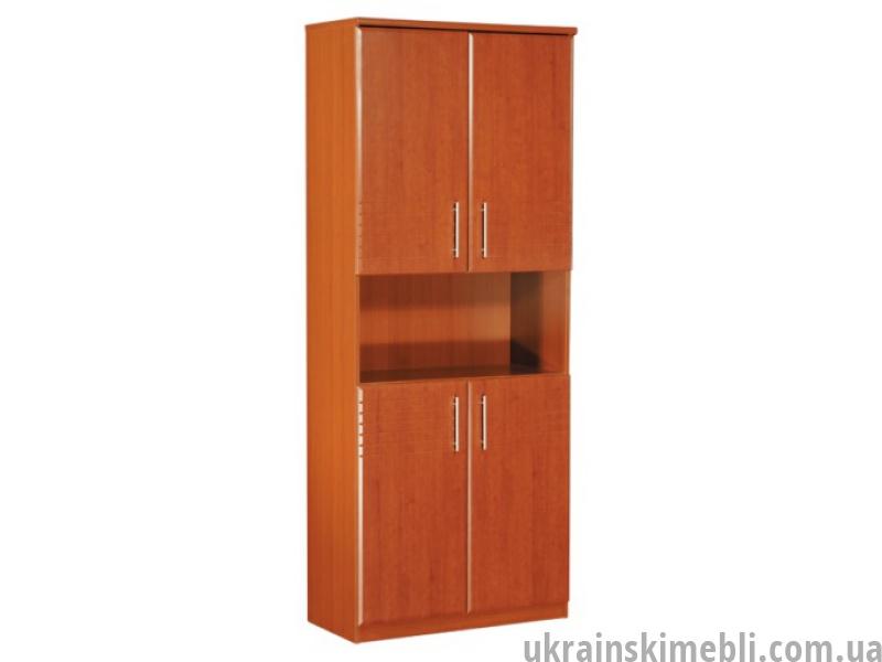 Ukrmebeli office-manager (книжный-4 дверки).