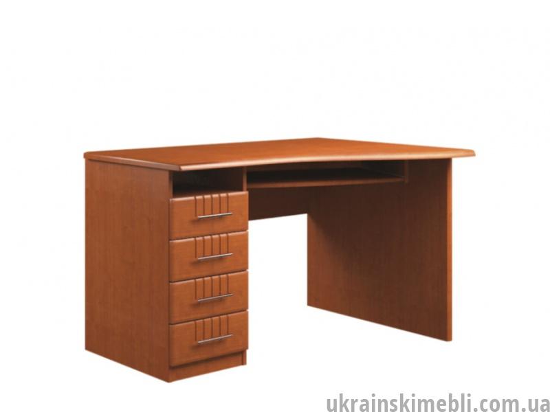 Угловой письменный стол 120 нова - низкая цена, купить недор.