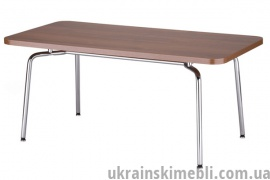 Стол HELLO table duo chrome MA