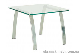 Стол INCANTO table chrome GL