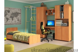 Комплект Симба+кровать ДСП